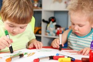 Рисование в развитии ребёнка
